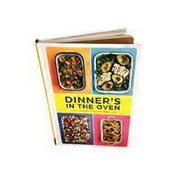 Chronicle Books Dinner's in the Oven: Simple One-Pan Meals Hardcover