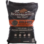 Bear Mountain Hardwood Pellets, Premium, Bold BBQ