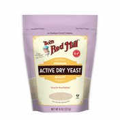 Bob's Red Mill Gluten Free Active Dry Yeast