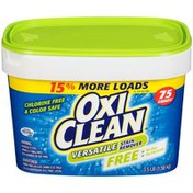 OxiClean Free Versatile Stain Remover