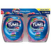 Tums Chewy Bites Chewable Antacid Tablets