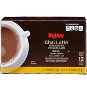 Hy-Vee Chai Latte Drink Mix Single Serve Cups