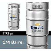 Corona Premier Mexican Lager Light Beer Keg
