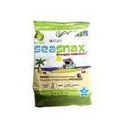 SeaSnax Organic Roasted Seaweed Snack, Lime