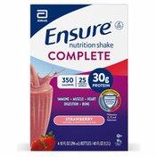 Ensure Nutrition Shake Strawberry