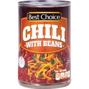 Best Choice Chili With Beans
