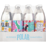 Polar Seltzer, Summer, Tropical Cherry