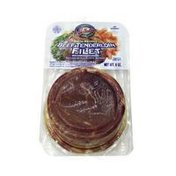 Ledbetter Bacon Wrapped Beef Tenderloin Filet
