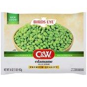 C&W Shelled Edamame Soybeans