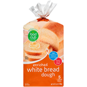 Food Club White Enriched Bread Dough