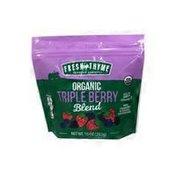 Fresh Thyme Organic Triple Berries