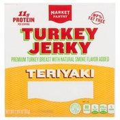 Market Pantry Turkey Jerky, Teriyaki