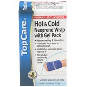 Tc Hot & Cold Neoprene Wrap With Gel Pa
