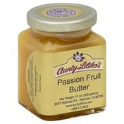 Aunty Lilikoi Butter, Passion Fruit, Jar