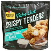 Foster Farms Crispy Tenders, Tangy Buttermilk Ranch, Take Out