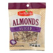 Our Family Sliced Almonds