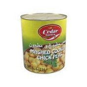 Cedar Garden Mashed Cooked Chick Peas