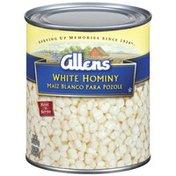 Allens White Hominy
