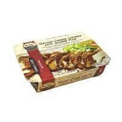Signature Cafe Teriyaki Ginger Chicken With Jasmine Rice Family Size Entree