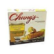 Chung's Lemongrass Wrapped Vegetable Egg Rolls