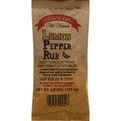 Lysander's Lemon Pepper Rub