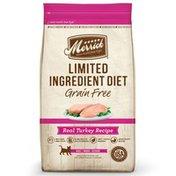Merrick Limited Ingredient Diet Limited Ingredient Diet Turkey Recipe Cat Food