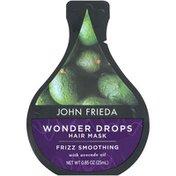 John Frieda Frizz Smoothing Wonder Drops Hair Mask with Avocado Oil