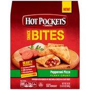 Hot Pockets Pepperoni Pizza Flaky Crust Frozen Snacks