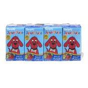 Hansen's Junior Juice Fruit Punch - 4 CT