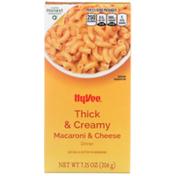 Hy-Vee Thick & Creamy Macaroni & Cheese Dinner