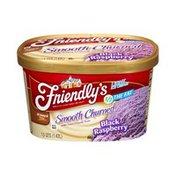 Friendly's Ice Cream, Light, Black Raspberry