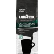 Lavazza Coffee, Ground, 100% Arabica, Dark Roast, Gran Selezione
