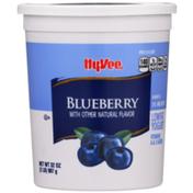 Hy-Vee Blueberry Lowfat Yogurt