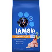 IAMS ProActive Health Senior Plus Adult 11+ Years Dog Food