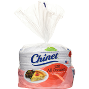 """Chinet All Occasion Classic White 8¾"""""""