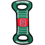 Pets First North Carolina State Wolfpack Field Toy for Pets