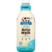 Mooala Keto Mylk, Vanilla Creme, Unsweetened