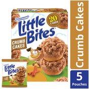 Entenmann's Little Bites Crumb Cakes