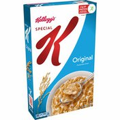 Kellogg's Special K Breakfast Cereal, 11 Vitamins and Minerals, Made with Folic Acid, B Vitamins and Iron, Original