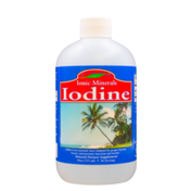 Eidon Ionic Minerals Liquid Iodine Mineral Dietary Supplement