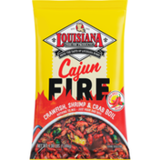 Louisiana Fish Fry Products Cajun Fire Boil 4.06 lb. bag