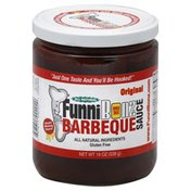 Funni Bonz Barbeque Sauce, Original