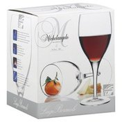 Michelangelo Wine Glasses, 16.25 Oz