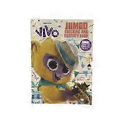 Bendon Jumbo 80-Pages Vivo Activity & Coloring Book