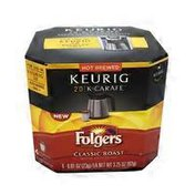 Folgers Coffee, Medium Roast, Classic Roast, K-Carafe Packs