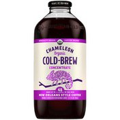 Chameleon Organic New Orleans Style Cold Brew Coffee Concentrate