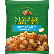 Simply Potatoes Diced Potatoes with Onions