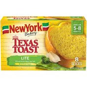 New York Bakery The Original Lite Texas Toast