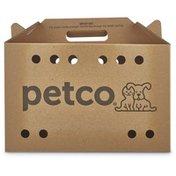 Petco Cat Cardboard Carrier