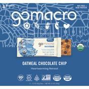 GoMacro Macrobars, Oatmeal Chocolate Chip